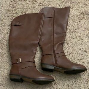 Material Girl boots
